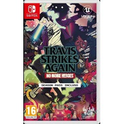 Travis Strikes Again: No More Heroes + Season Pass - Bundle - Nintendo Switch