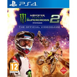 Monster Energy Supercross 2 - The Official Videogame - PlayStation 4