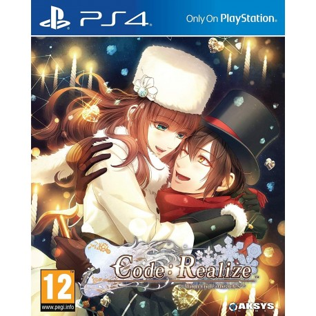 Code Realize: Wintertide Miracles (PS4)
