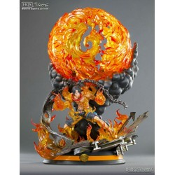 TSUME HQS HIGH QUALITY STATUE ONE PIECE PORTGAS D. ACE