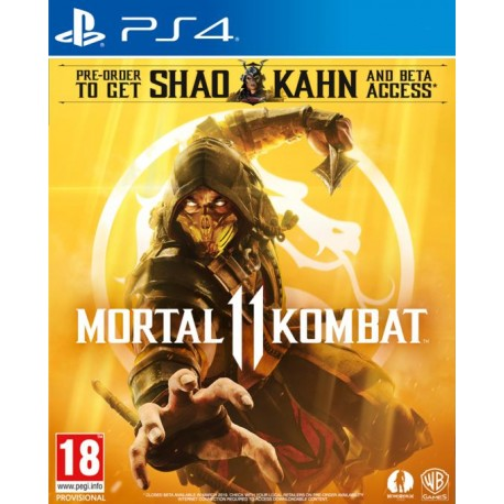 Mortal Kombat 11 - Playsatin 4