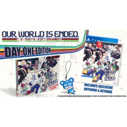 Our World is Ended Day One Edition - Playstation 4