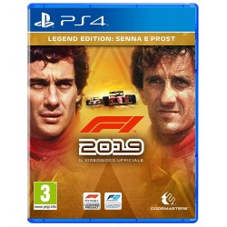 F1 2019 - Legend Edition: Senna e Prost (PS4)