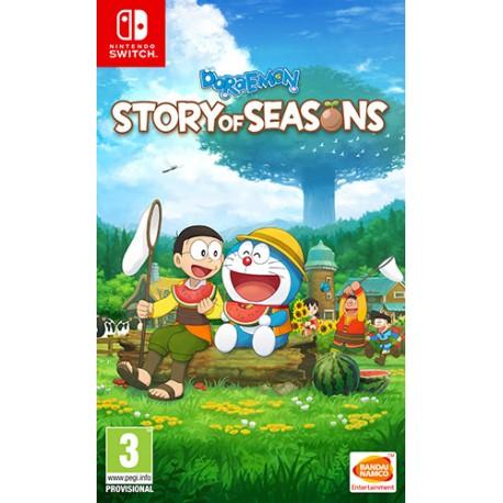 Doraemon Story of Seasons - Switch