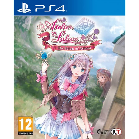 Atelier Lulua - The Scion of Arland - PlayStation 4
