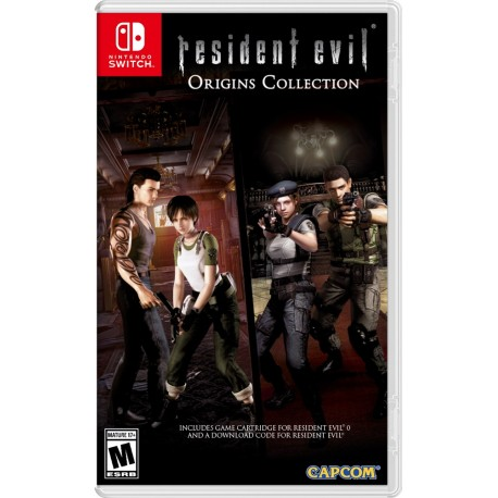 Resident Evil Origins Collection - Nintendo Switch