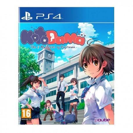 Kotodama: The 7 Mysteries of Fujisawa - PS4