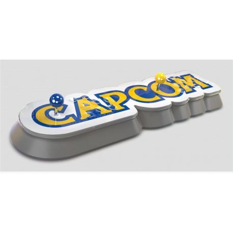 CONSOLE ARCADE STICK 2 POSTAZIONI CAPCOM HOME ARCADE (16 GIOCHI/TASTI SANWA/WI-FI/HDMI)