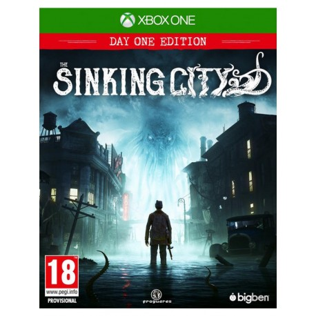 The Sinking City - Day One Edition + Bonus OMAGGIO! (PS4)