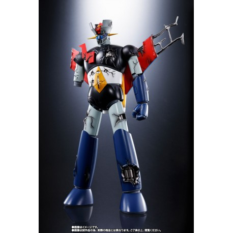GX-70SPD MAZINGER Z DC DAMAGE ANIME COLOR