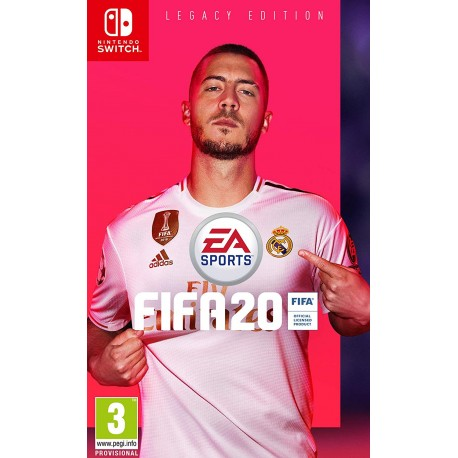 FIFA 20 - Legacy - Nintendo Switch