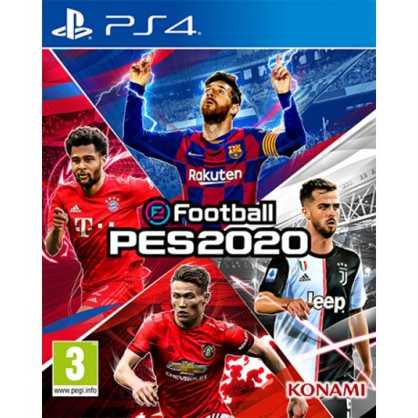 eFootball: Pes 2020 (PS4)