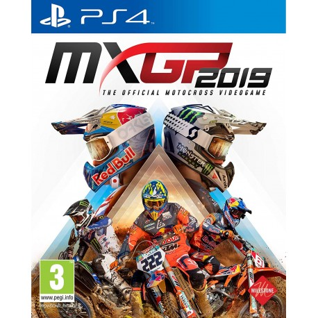 MXGP 2019 - The Official Motocross Videogame - PS4