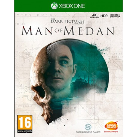 The DarkPictures Anthology: Man of Medan - Xbox One