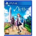 ROOT LETTER: LAST ANSWER - DAY ONE EDITION - PS4