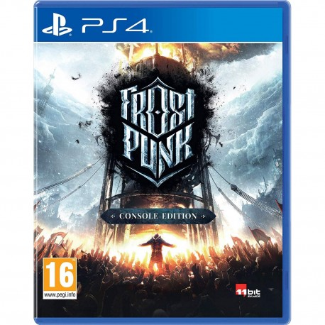FROSTPUNK [CONSOLE EDITION] - PS4