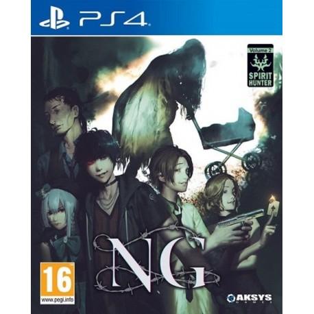 SPIRIT HUNTER: NG - PS4