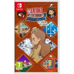 Layton's Mystery Journey: Katrielle e il Complotto dei Milionari - Nintendo Switch