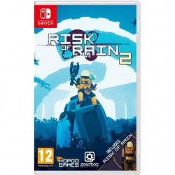 Risk of Rain 1+2 - Nintendo Switch