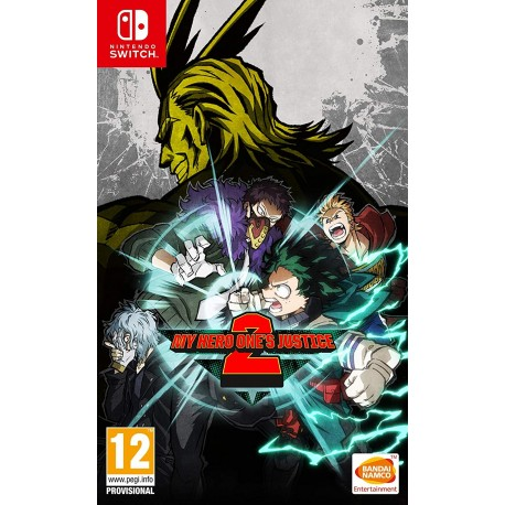 My Hero One'S Justice 2 - Nintendo Switch