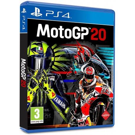 MotoGP 20 (PS4)