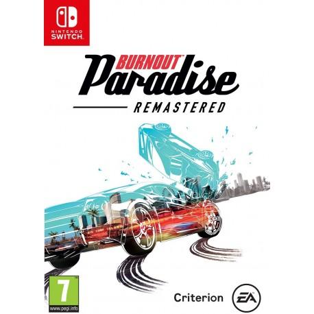 Burnout Paradise Remastered Switch - Nintendo Switch