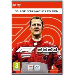 F1 2020 Deluxe Schumacher Edition - Complete - PC
