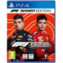 F1 2020 Seventy Edition - Day-One - PlayStation 4
