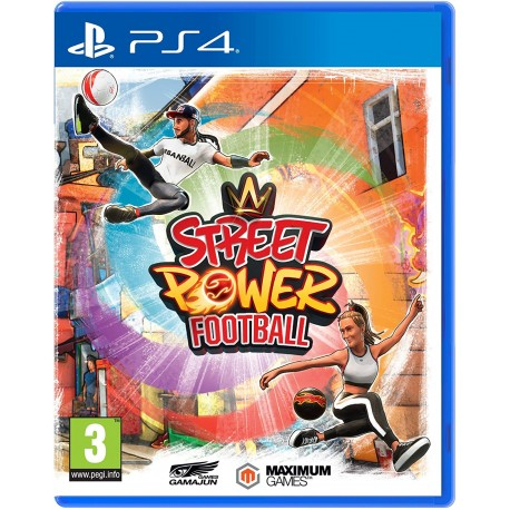Street Power Football - PlayStation 4