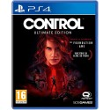 Control Ultimate Edition - Ultimate - PS4