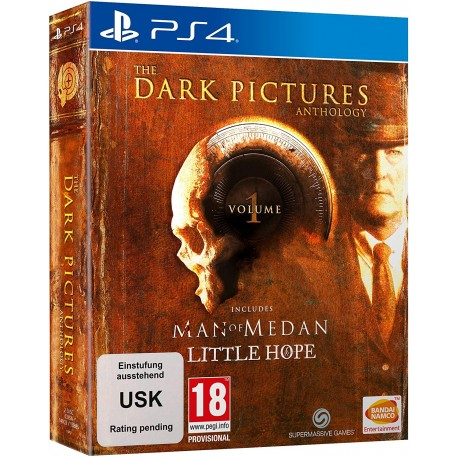 The Dark PICTURES: Little Hope Limited Edition - Limited - PS4