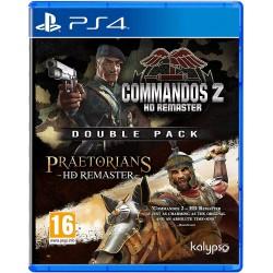 Commandos 2 e Praetorians - HD Remaster (PS4)