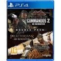 Commandos 2 e Praetorians - HD Remaster (PS4)