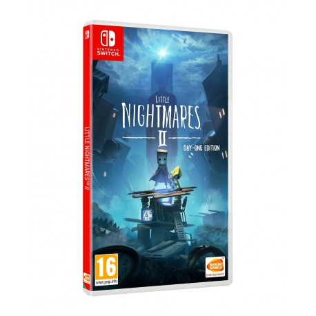 LITTLE NIGHTMARES II (DAY1 EDITION) PS4