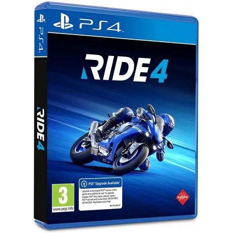 Ride 4 Standard Edition - PlayStation 4