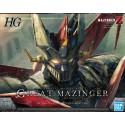 HG GREAT MAZINGER INFINITY VER 1/144 - MODEL KIT