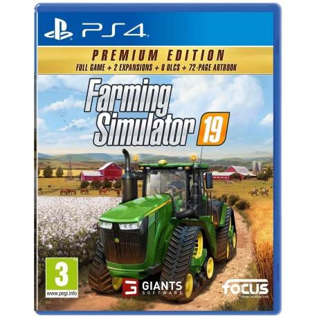 FARMING SIMULATOR 19 PREMIUM EDITION PS4 UK