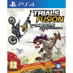 Trials Fusion Awesome - Max Edition Ps4- Playstation 4