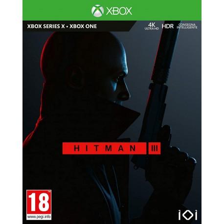 Hitman 3 (Free Upgrade Xbox Series X) - Xbox One