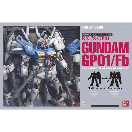 PG GUNDAM RX-78 GP01/FB 1/60