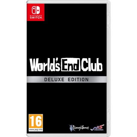 WORLD'S END CLUB - DELUXE EDITION SWITCH