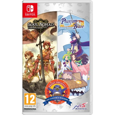 PRINNY PRESENTS NIS CLASSICS VOLUME 1 - DELUXE EDITION SWITCH