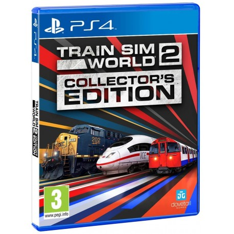 TRAIN SIM WORLD 2: COLLECTOR'S EDITION PS4