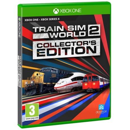 TRAIN SIM WORLD 2: COLLECTOR'S EDITION XONE