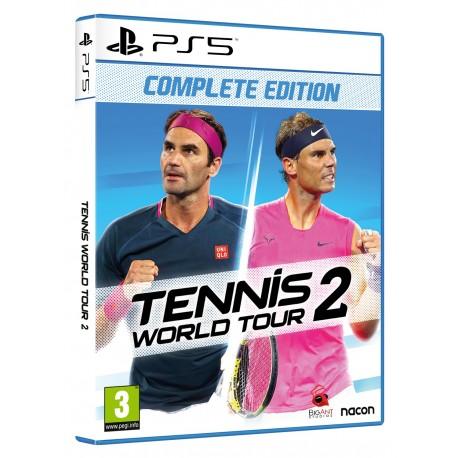 TENNIS WORLD TOUR 2 PS5