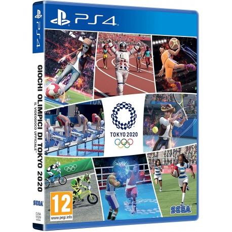Giochi Olimpici Tokyo 2020 - Il videogioco Ufficiale - PlayStation 4