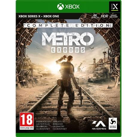 Metro Exodus Complete Edition - Complete - Xbox Series X