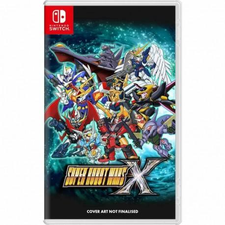 Super Robot Wars X (Multi-Language) (English Cover) - Nintendo Switch