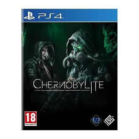 CHERNOBYLITE- PS4