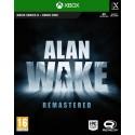 ALAN WAKE REMASTERED XBOX ONE - XBOX SERIES X
